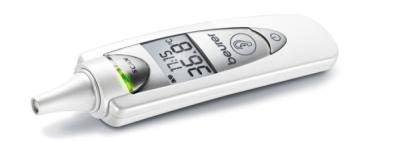 Bezdotykowy termometr na podczerwień